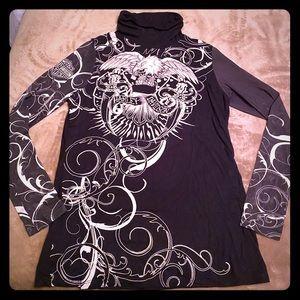 Harley Davidson long sleeved Medium Shirt
